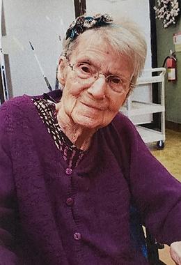 Dorothy Helen Harbour Wilson
